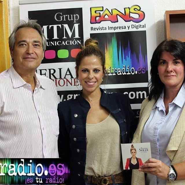 Pastora Soler visitó esmiradio.es el 22/09/17 para presentarnos su nuevo álbum #LaCalma .  http://www.ivoox.com/21080373