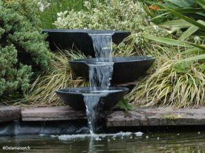 L'eau au cœur du jardin zen