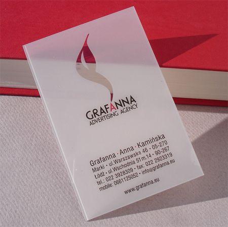 21 best transparent business card design images on pinterest 25 clear attractive transparent business cards colourmoves