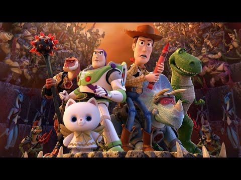 Toy Story: El tiempo perdido 2014 - Peliculas Animadas Completas en Español - YouTube