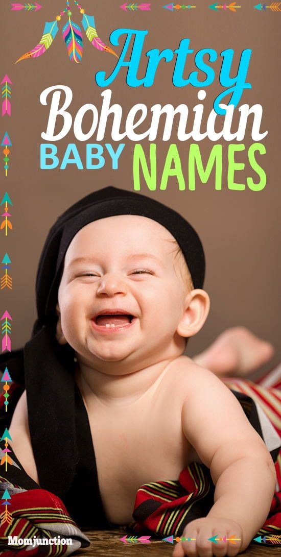 81 Artsy #Bohemian #Baby #Names For Boys And Girls : So your wee one is on the way, and you are looking for a name as unique as your baby is going to be. How about opting for bohemian baby names?Bohemian baby names are balanced, but not very common; artsy but not entirely unheard of. They are romantic, vintage and rare, but chic, smart and fresh at the same time.