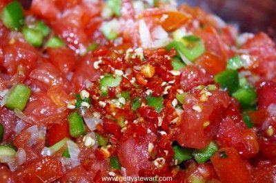 Freezer salsa                                                       …