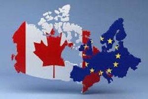 Contra el tratado comercial CETA