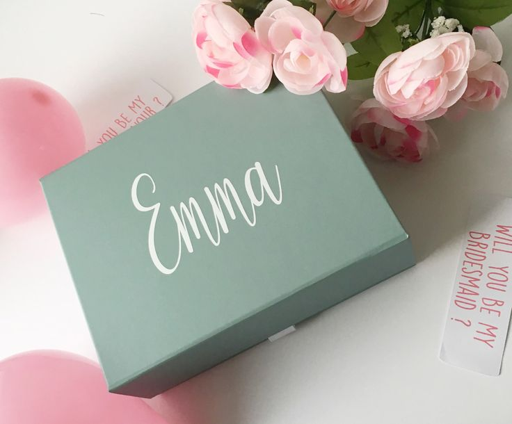 A personal favourite from my Etsy shop https://www.etsy.com/uk/listing/493687264/bridesmaid-box-will-you-be-my-bridesmaid