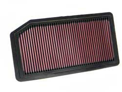 K&N 33-2323 Replacement Air Filter Information