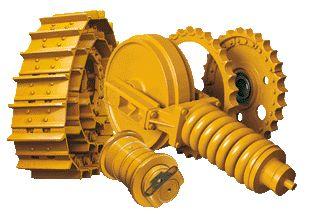 Seven Roads Group - Parts - undercarriage parts - Heavy Parts - Heavy equipment parts - aftermarket parts - new parts
