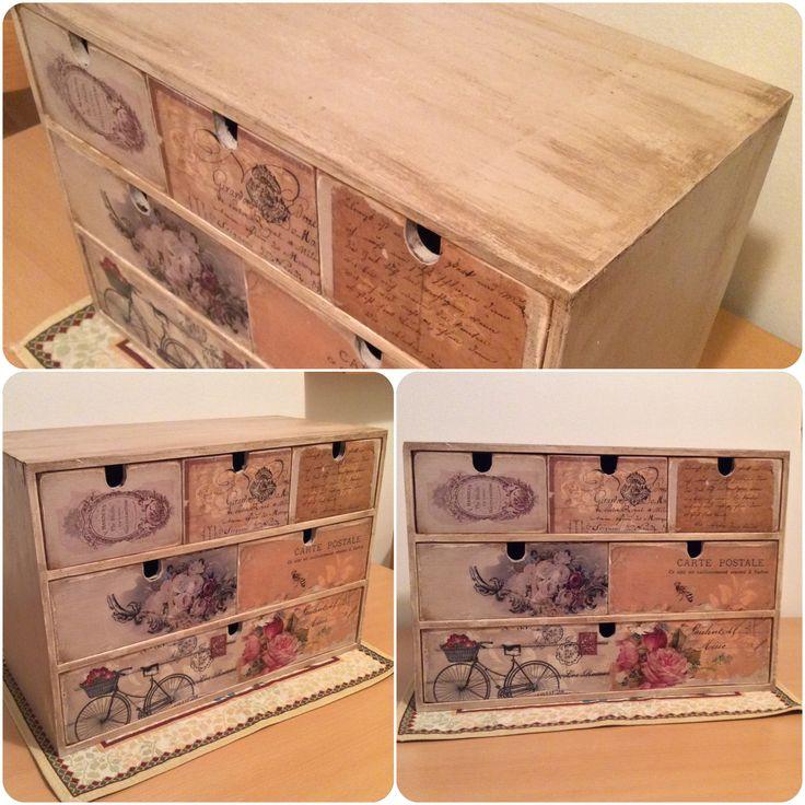 Oltre 1000 idee su scatole di legno su pinterest - Costruire un portagioie ...