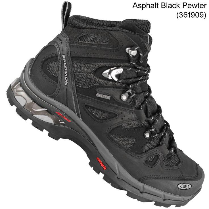Salomon-Comet-3D-GTX-Mens-Hiking-Trekking-Shoes-Boots