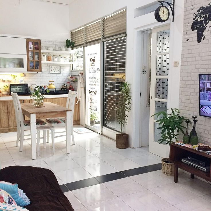 LT 90 m LB 60 m & 13 best dekorasi rumah vintage images on Pinterest | Apartments ...