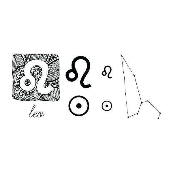 25 Unique Leo Zodiac Tattoos Ideas On Pinterest: Best 25+ Astrology Tattoo Ideas On Pinterest