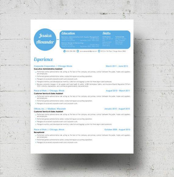Best Resume Designs Images On   Nursing Resume