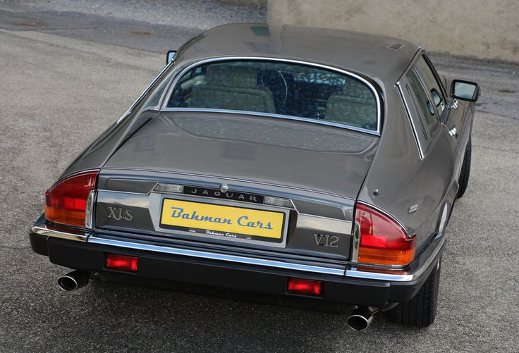 Jaguar XJ-S 5.3 V12 I have a maroon one of these and should sell it.