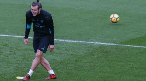 Zidane looks to give the Gareth Bale more time to recuperate from injury