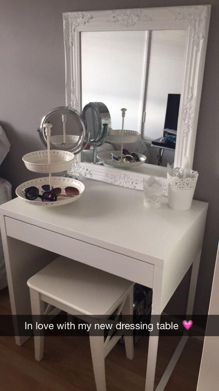 Best Dressing Table Diy Ikea In 2019 Small Room Bedroom 400 x 300