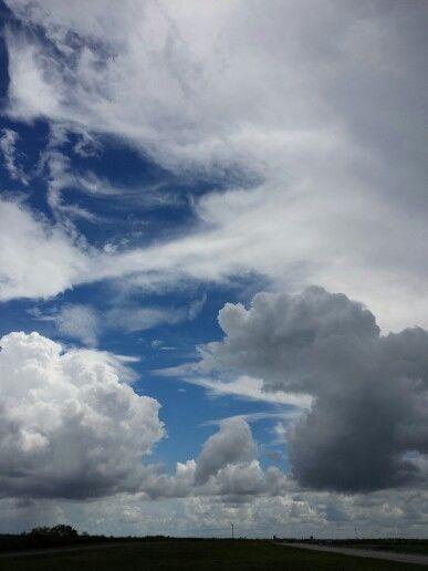 Air over Corpus
