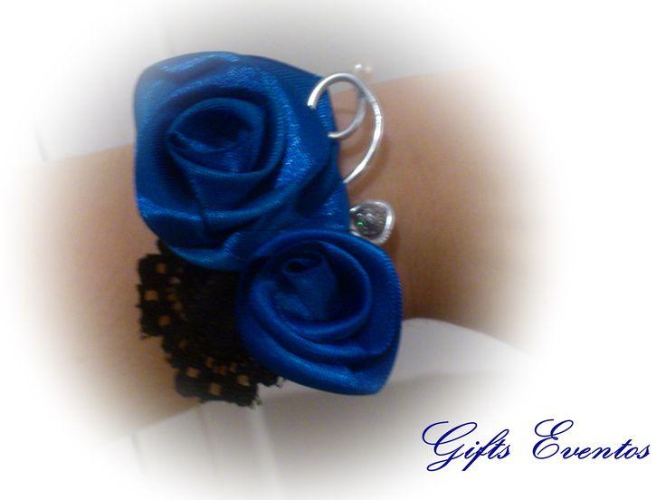 Pulsera o brazalete para dama de honor. www.giftseventos.es