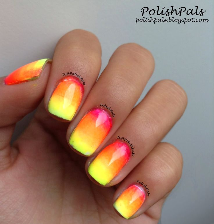 Image result for summer acrylic nails
