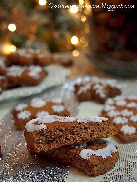Ooomnomnomnom !: Najlepsze świąteczne pierniczki :) Pyszne, proste i można je zrobić tuż przed samymi świętami!