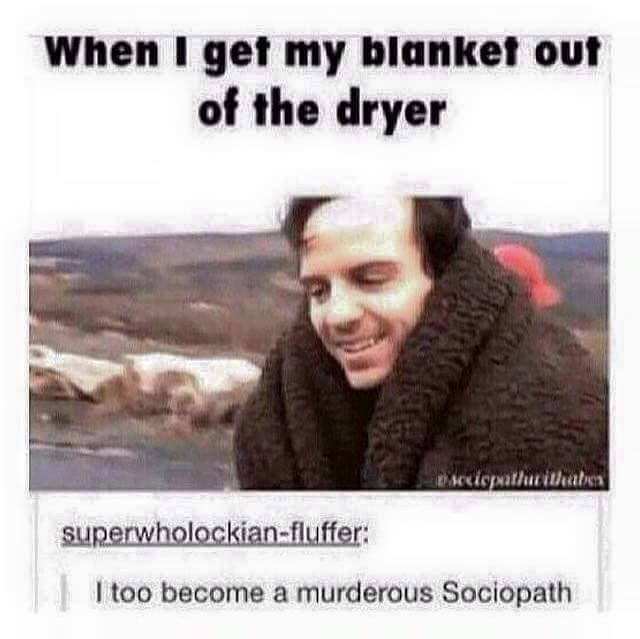 I too become a murderous sociopath <<< Psychopath, you idiots. SH <<< That comment lol.