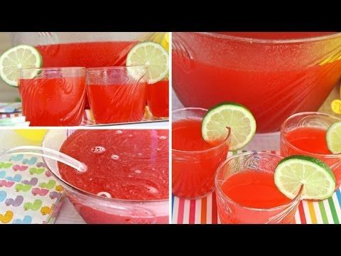 Quick and easy fruit punch recipes