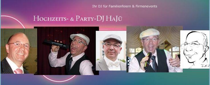 Hochzeits- & Party-DJ HaJü - Ihr DJ für Familienfeiern & Firmenevents