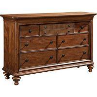 Cascade Drawer Dresser
