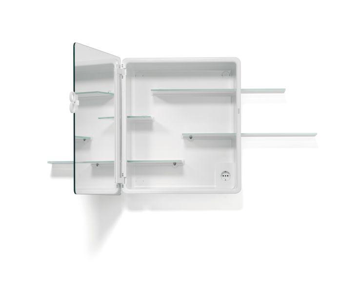 Kali #mirror cabinet. Distributed by Inbani. #bathroom