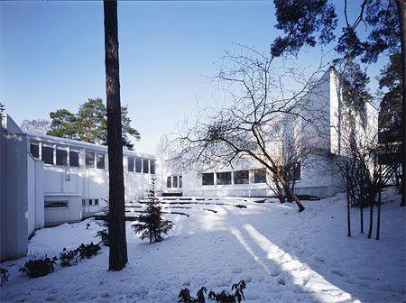 Studio Aalto (Helsinki,1955) / Alvar Aalto