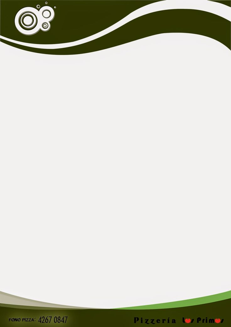 hojas membretadas - Buscar con Google