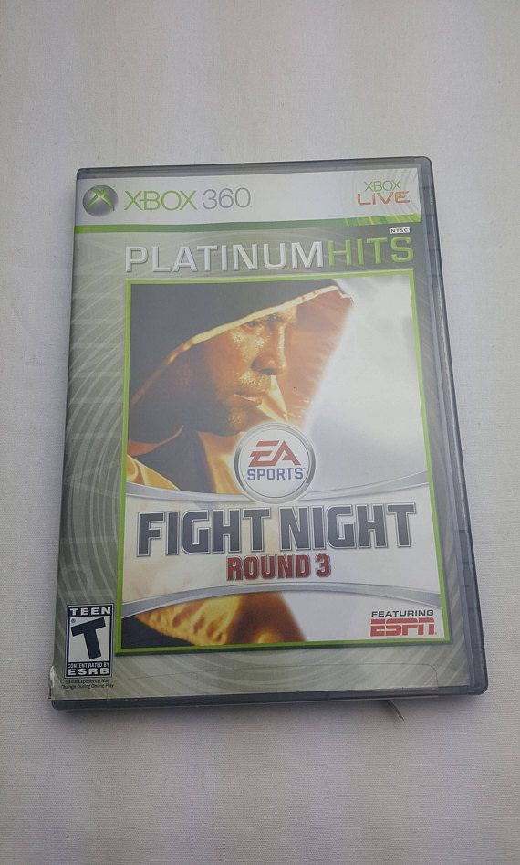 EA Sports Fight Night Round 3 for Microsoft Xbox 360 2006