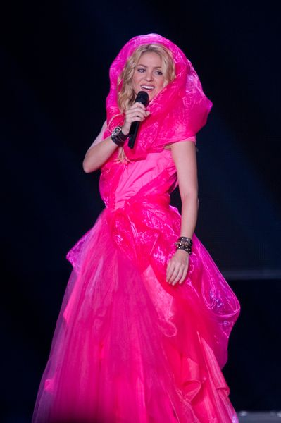 Shakira dvd- i cried at that moment. She is so much more confident than when she was mtv unplugged!! Amazing!!