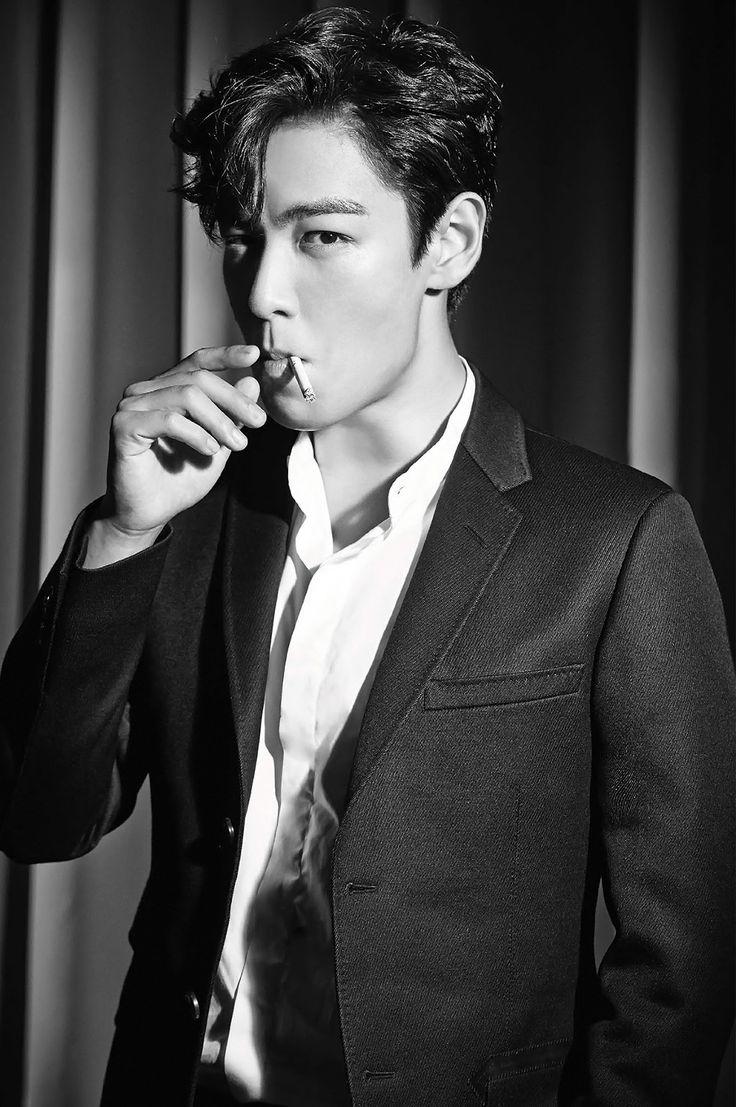 TOP (Choi Seung Hyun) ♕ #BIGBANG //  Max Movie Magazine September Issue '14