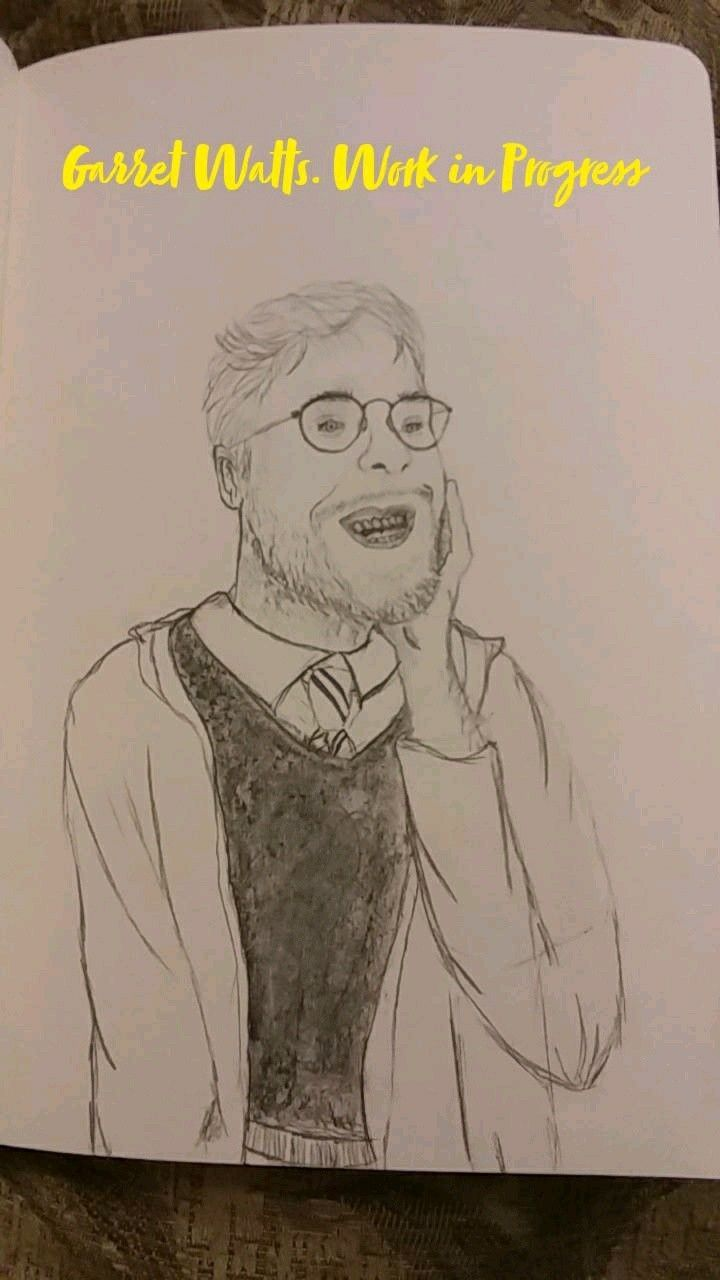 Garret Watts Hufflepuff Robes Work In Progress Color And Shading
