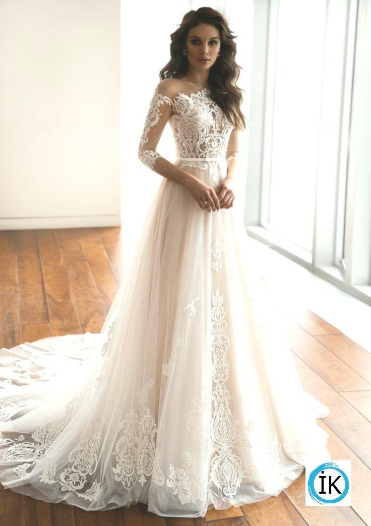 2019 wedding ceremony gown tendencies