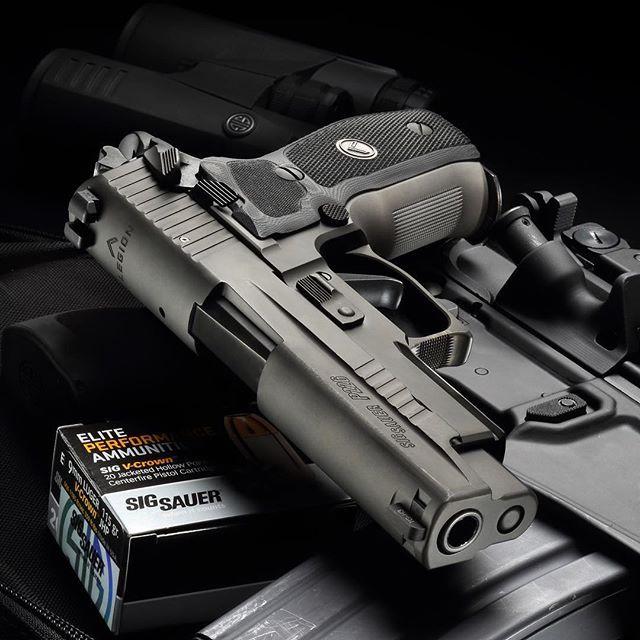 Sig Sauer P226 SAO Legion Series
