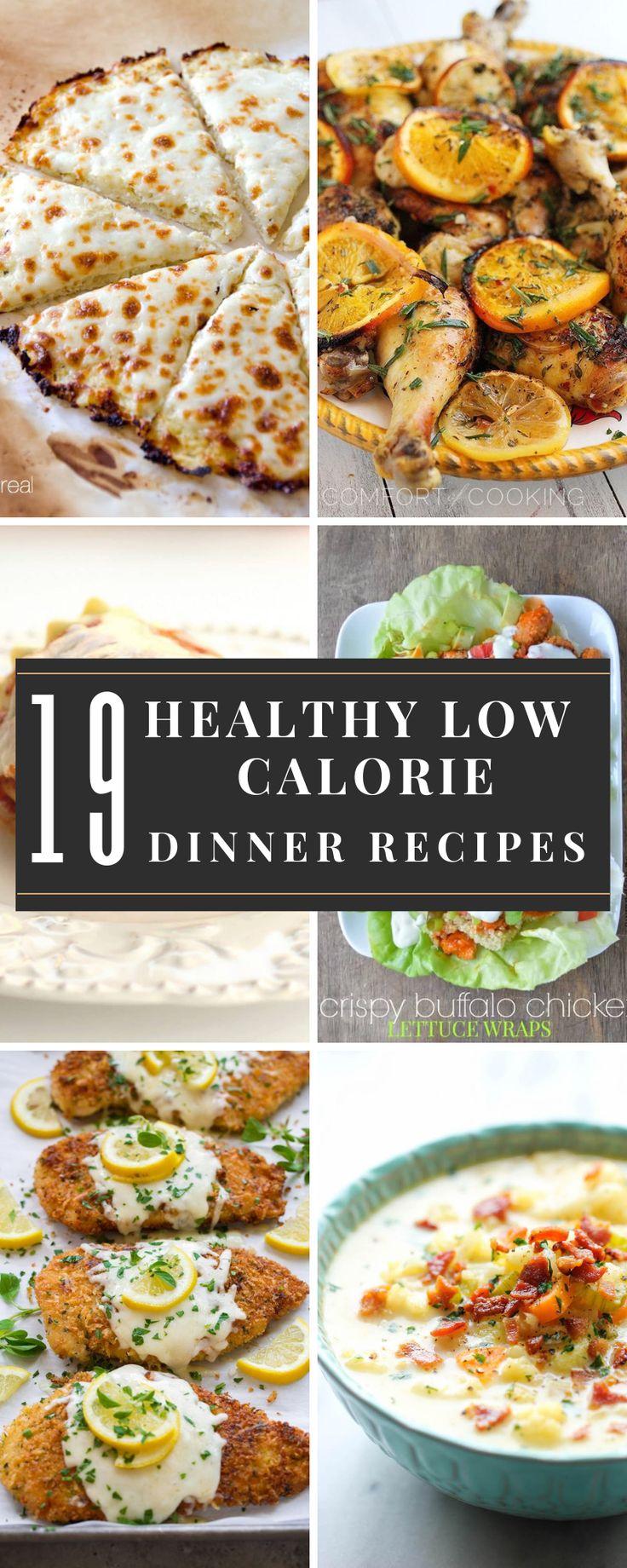 19 receitas saudáveis para o jantar para perda de peso com baixas calorias!   – ❤️ Healthy Food