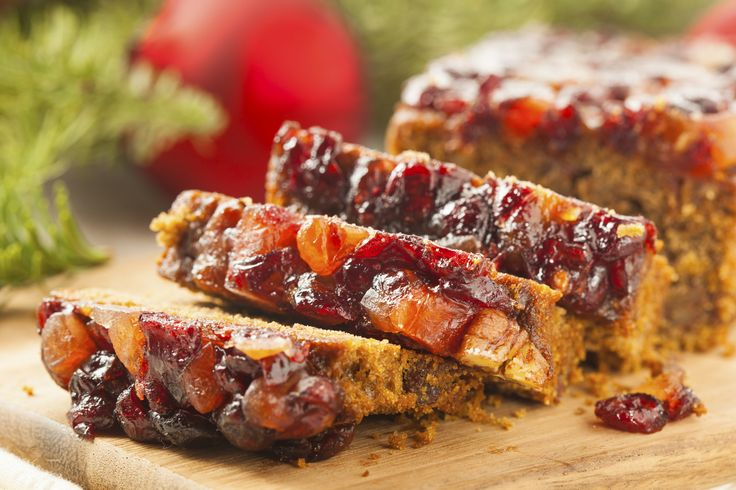 How to Make an Old-Fashioned Fruitcake from Scratch | LEAFtv