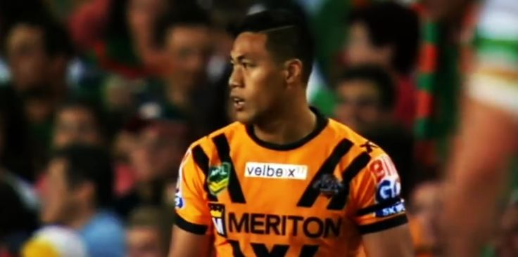 The career of Wests Tigers centre Tim Simona is in serious jeopardy after the NRL sought to cancel the 25-year-old's registration for allegedly betting on NRL matches.
