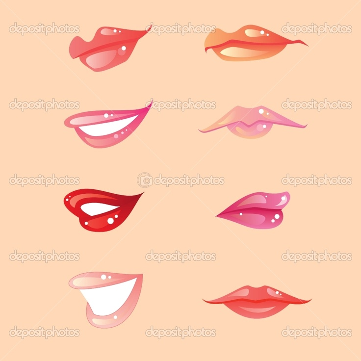 types of lips - Google Search | TopShop Inspiration ...