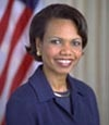 Condoleeza Rice  Secretary of State, Titusville  Condoleeza Rice was born on November 14, 1954 in Birmingham, Alabama. She entered the University of Denver at age 15 and graduated in 1974 with a bachelor's degree in political science and went on to receive her master's, doctorate, and several honorary degrees.