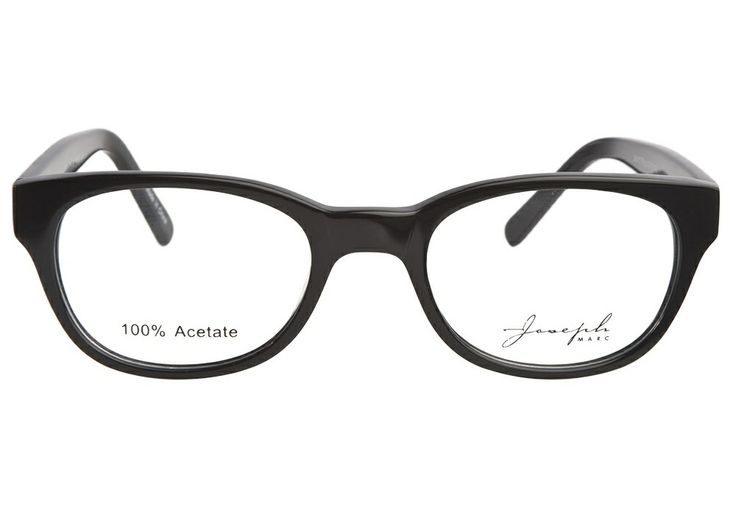 Joseph Marc 4107 Black | It's Your Lucky Day! Love this frame? Re-pin it for your chance to win it!