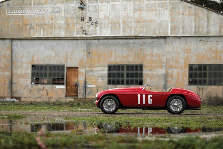 Ferrari 166 MM Touring (1950) - elegant und schlicht zugleich © Patrick Ernzen #Ferrari166MM #Ferrari #166MM #Touring #zwischengas #classiccar #classiccars #oldtimer #oldtimers #auto #car #cars #vintage #retro #classic #fahrzeug
