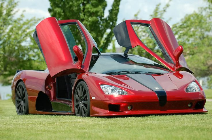SSC Ultimate Aero! 0-60 in 2.7 seconds!