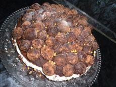 Торт Гран Трюфоль или С Днем Рождения, Светик *ма-ма*!!! пошаговый рецепт с…