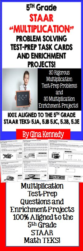 Playful image with 5th grade math practice test printable