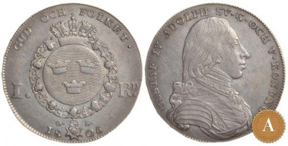 1 РИГСДАЛЕР 1805