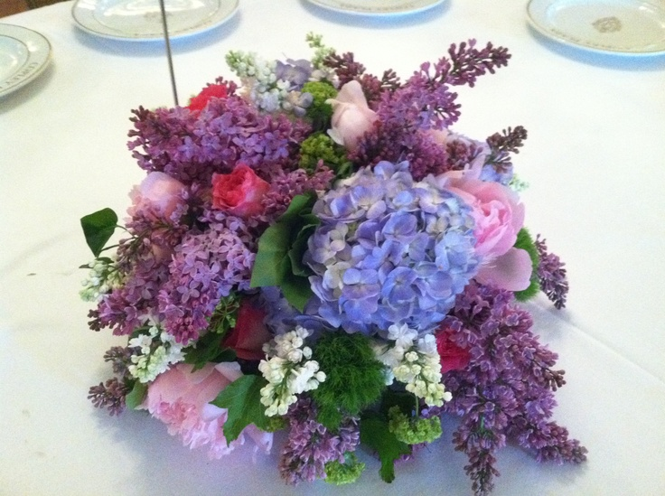 Best low and lush flower arrangements images on