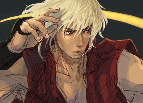 Ken from Street Fighter