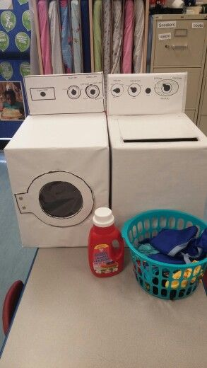 Cardboard Boxes Washers And Dryers On Pinterest