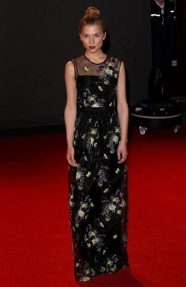 The 2013 British Fashion Awards: The 10 Best-Dressed of the Night   StyleCaster